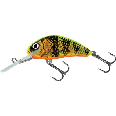 Salmo Hornet Floating 4cm 3G Gold Fluo Perch 1,5 / 3,1m