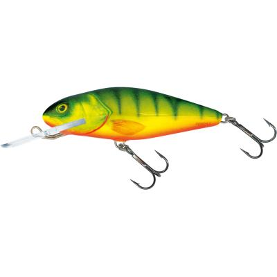 Salmo Perch Deep Runner 8cm 14G Oz Hot Perch 1,5/4,6m
