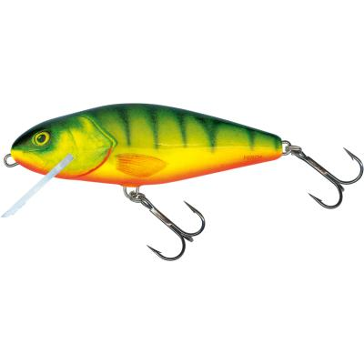 Salmo Perch Floating 8cm 12G Hot Perch 0,5/2,0m