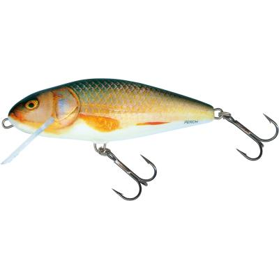 Salmo Perch Floating 8cm 12G Real Roach 0,5/2,0m