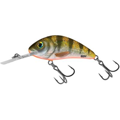 Salmo Rattlin Hornet Floating 4.5cm 6G Yellow Holo Perch 1,8/3,4m
