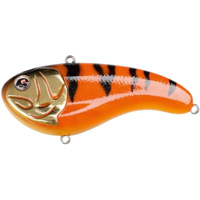 Sébile Flatt Shad Sinking Orange Fleeing Prey 68.8g 124mm