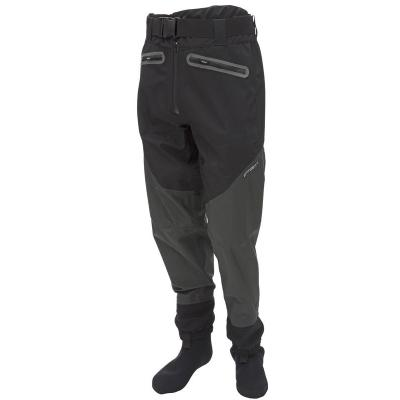DAM EFFZETT Breathable Waist Wader W/foot L