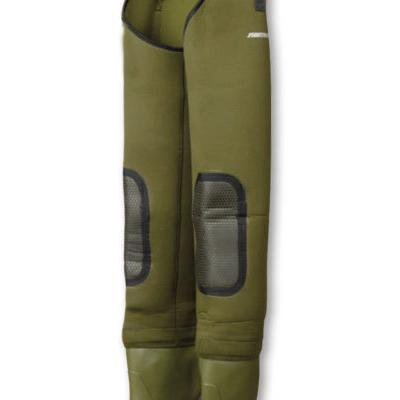 DAM Fighter Pro+ Neoprene Hip Waders Cleated Sole #40/41