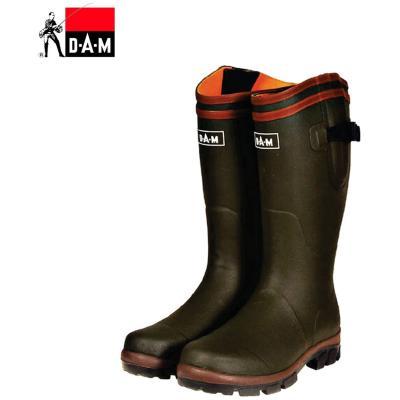 DAM - Flex rubber boots neoprene - 44