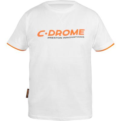 Tee Shirt C-Drome Blanc - Xx Large