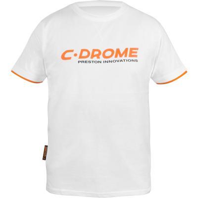 Tee Shirt Blanc C-Drome - Xxx Large