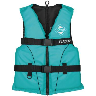 FLADEN life jacket Classic turquoise ISO 12402-5 50N M