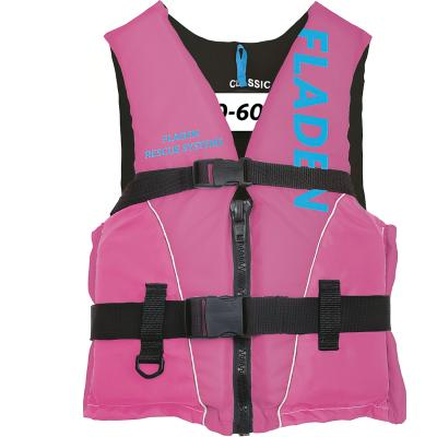 FLADEN life jacket Classic pink ISO 12402-5 50N M