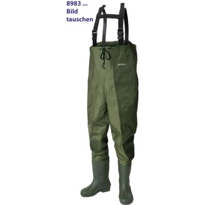 JENZI waders for children, approx. 10-12 years