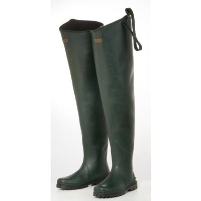 JENZI hip boot Atlantic dark green Gr. 43