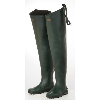 JENZI hip boot Atlantic dark green Gr. 45