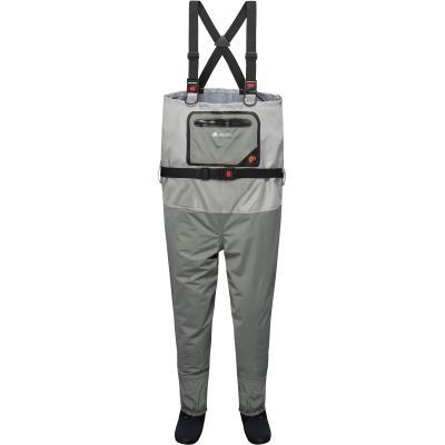 Cuissardes Mikado - respirantes avec chaussettes en néoprène - taille L -