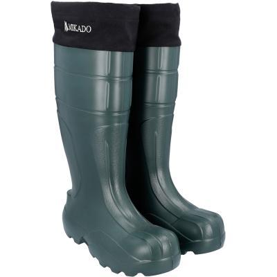 Bottes Mikado - Mikado North Pole Thermal taille 46 - vert -