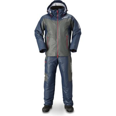 SHIMANO Marine Cold Weather Suit EXNavy Dark M