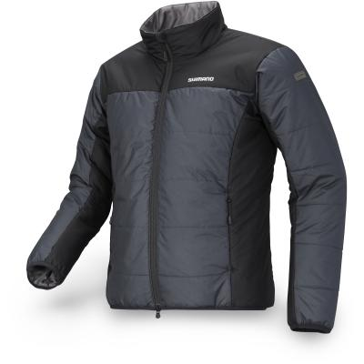 SHIMANO Light Insulation Jacke Black 3XL