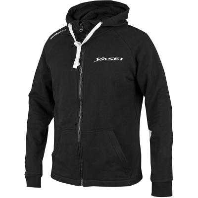 Shimano Yasei Zipped Hooded Sweater Xxxl Black