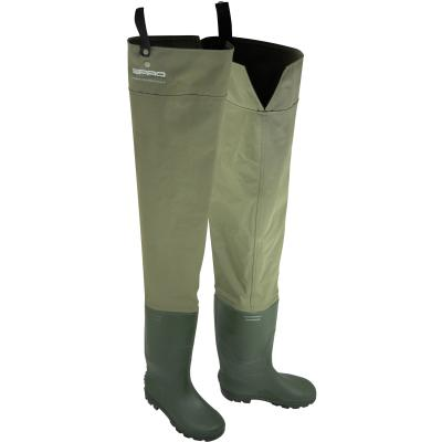 Spro Pvc Hip Waders Size 44