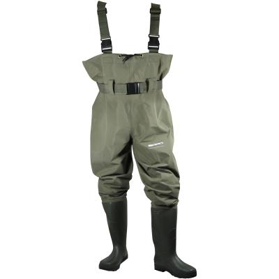 Spro Pvc Chest Waders Size 45