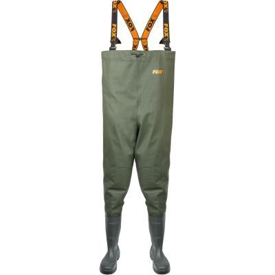 FOX Chest Waders Size 12