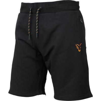 Fox collection Black Orange LW jogger shorts - L