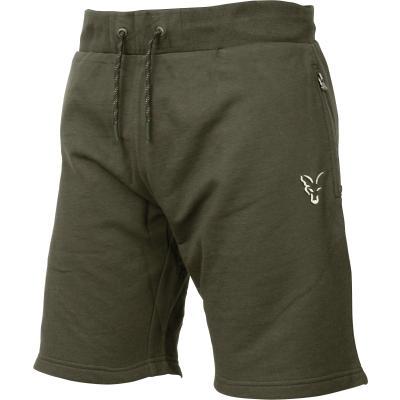 Fox collection Green Silver LW jogger shorts - XL