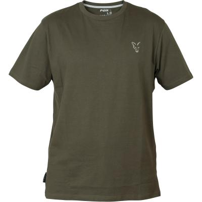 Fox collection Green Silver T-shirt - XXXL