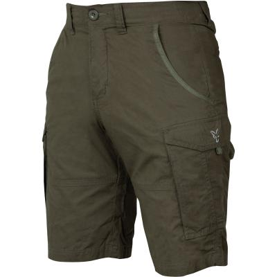 Fox Collection combat shorts Green Silver - XXL