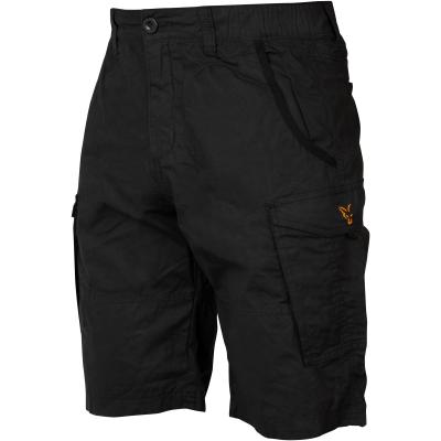 Fox Collection combat shorts Black Orange - XXXL