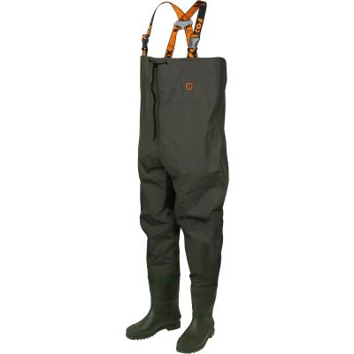 Fox Green LW waders 7 41