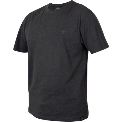 Fox CHUNK black marl T - XL