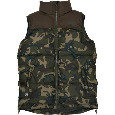 Fox Chunk Camo khaki RS Gilet - XL