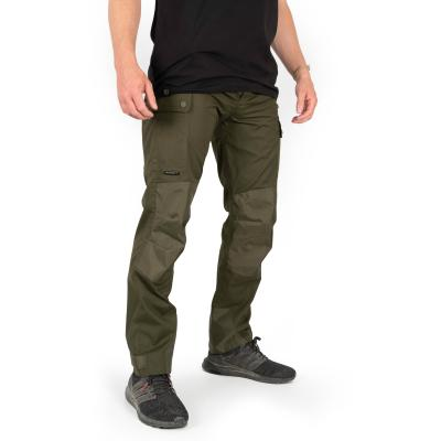 Fox Collection UN-LINED HD green trouser - L