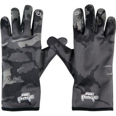 Fox Rage Thermal Camo Gloves L