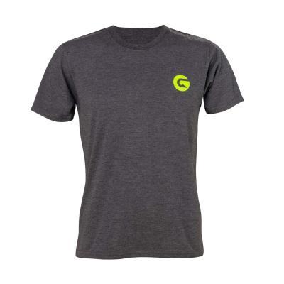 Chanteur T-Shirt Logo Gr. M.
