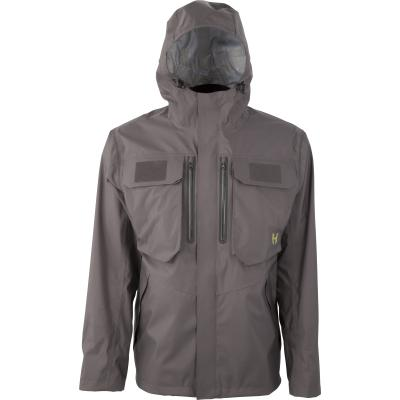 Hodgman Aesis Shell Jacket Charcoal/Black L