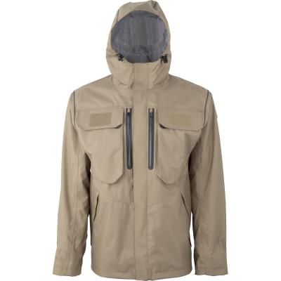 Hodgman Aesis Shell Jacket Bronze/Black L