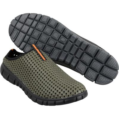 Prologic Bank Slippers Green 43 - 8