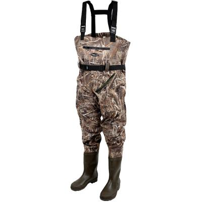 Prologic Max5 Nylo-Stretch Chest Wader w/Cleated 44/45 - 9/10
