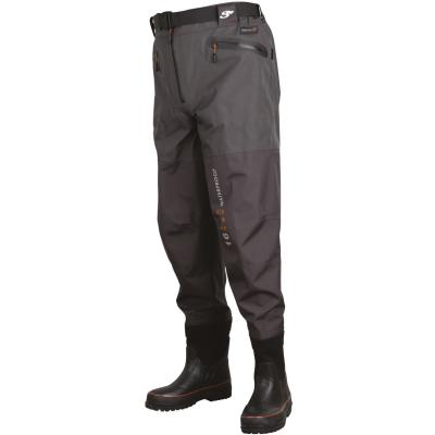 Scierra X-16000 Waist Wader Boot Foot Cleated 46/47 - 11/12