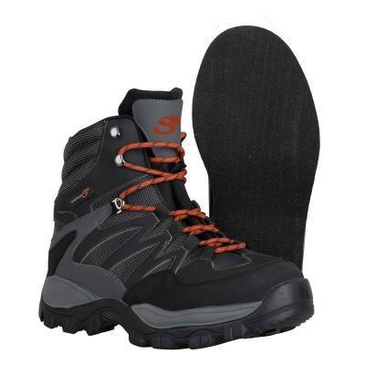 Scierra X-Force Wading Shoe Felt Sole 42 - 7.5