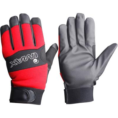 Imax Oceanic Glove Red M