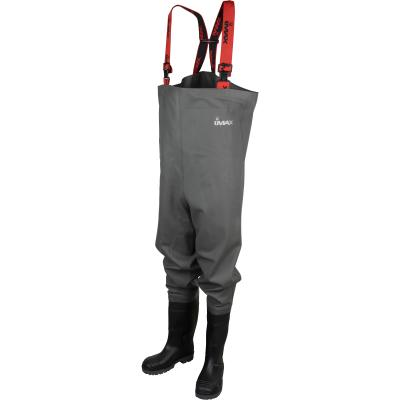 Imax Nautic Chest Wader Cleated Sole 43 - 8