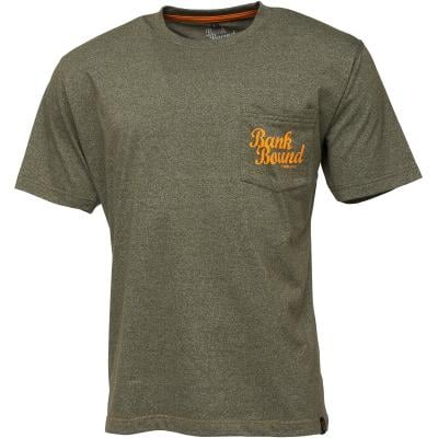 Prologic Bank Bound Pocket Tee M