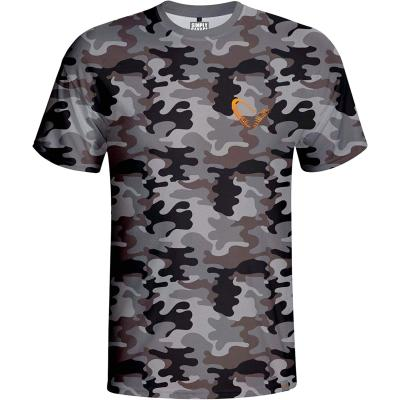 Savage Gear Simply Savage Camo T-shirt L
