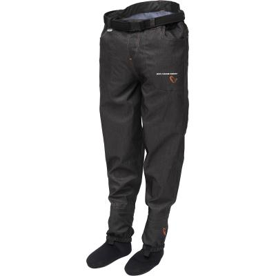 Savage Gear #SAVAGE Denim Waist Waders w/Stocking Foot XXL