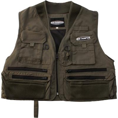 Ron Thompson Ontario Fly Vest L Dusty Olive