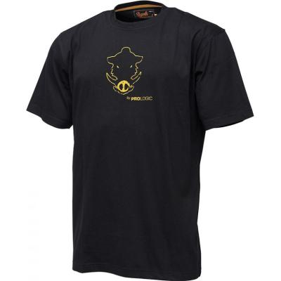 Prologic Bank Bound Wild Boar T-shirt M