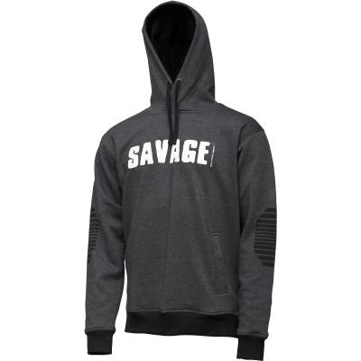 Savage Gear Logo Hoddie XL