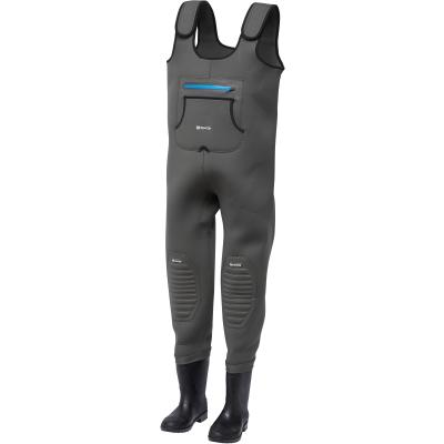 Ron Thomson Break-Point Neoprene Wader w/Cleated Sole 44/45 9/10